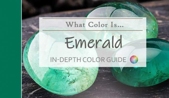 what color is emerald hdr