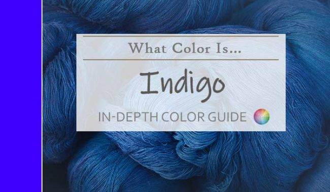 what color is indigo hdr