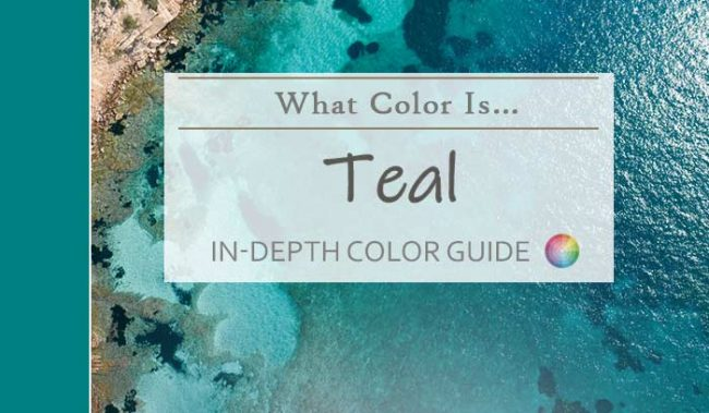 what color is teal hdr