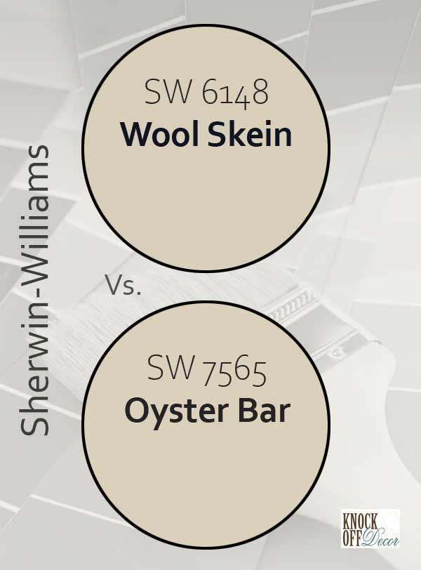 wool skein vs oyster bar